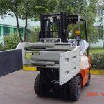 Хятад гидравлик үр ашигтай ачааны машины ачааны хавсралт Олон зориулалттай хавчаар