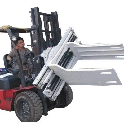 3-р ангиллын Forklift-ийн хавсралтууд 575-2150 мм-ийн хэмжээтэй даавуун хөвөн хавчаар