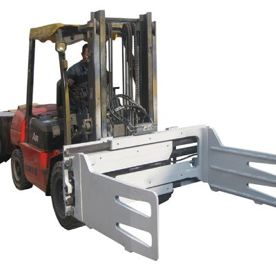 Forklift бүхий эргэлдэгч ачааны тэвш