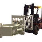 Forklift дугуйтай харьцах хавсралт Телескоп дугуйны хавчаар