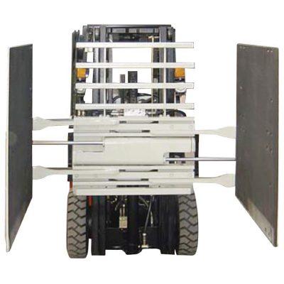 Forklift хавсралт Картон хавчаар 3-р анги ба 1220 * 1420 мм зэвсгийн хэмжээ