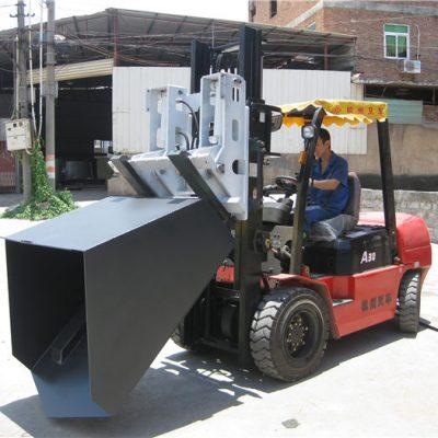3 тонн Hyundai Diesel Forklift хавсралт хувин, нугасны сэрээ ба хувин