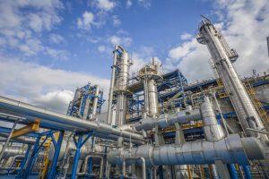 Нефть химийн үйлдвэр
