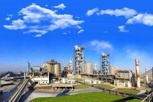 цементийн үйлдвэр